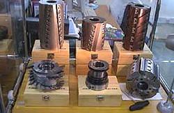 ножи и головки для деревообработки